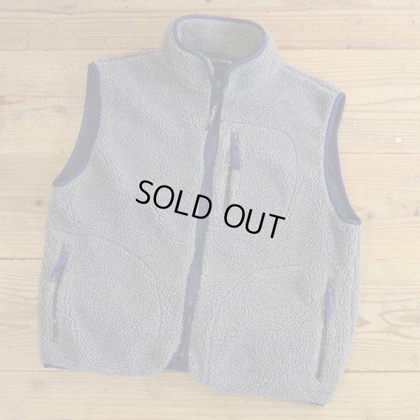 画像1: Early Winters Fleece Vest MADE IN USA 【Medium】