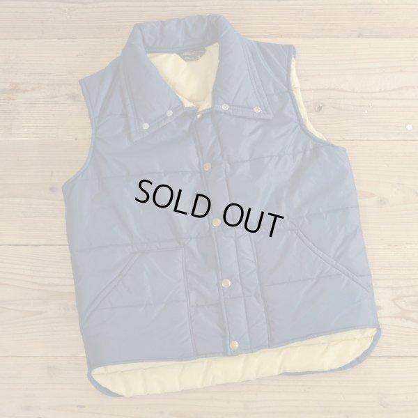 画像1: JCPenney Nylon Vest 【Small】