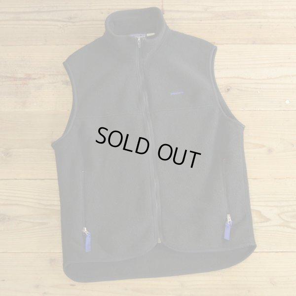 画像1: Patagonia Fleece Vest MADE IN USA 【Medium】