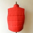画像2: Unknown Nylon Down Vest with Wappen (2)