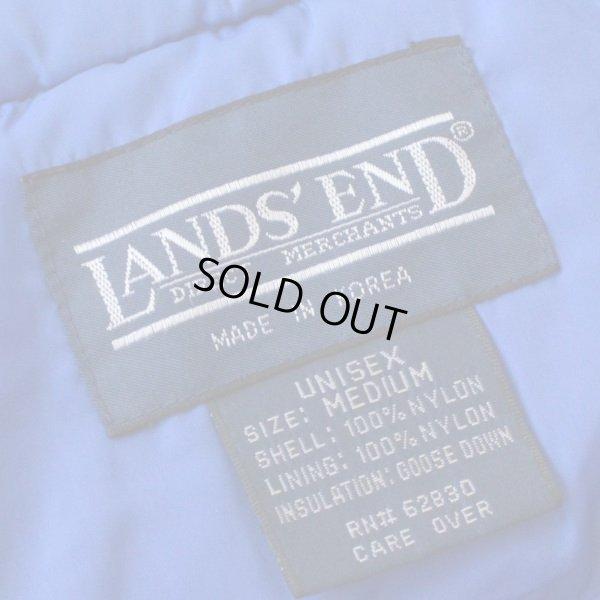 画像3: LAND`S END Nylon Down Vest