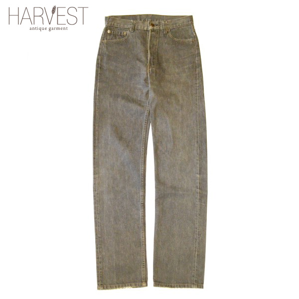 3dbf7bfe Levi`s 501 Black Denim Pants - HARVEST