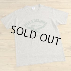 画像: 80年代 Russell ラッセル プリント Tシャツ USA製 【Lサイズ】