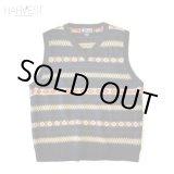 画像: CHAPS Ralph Lauren Cotton Jacquard Knit Vest